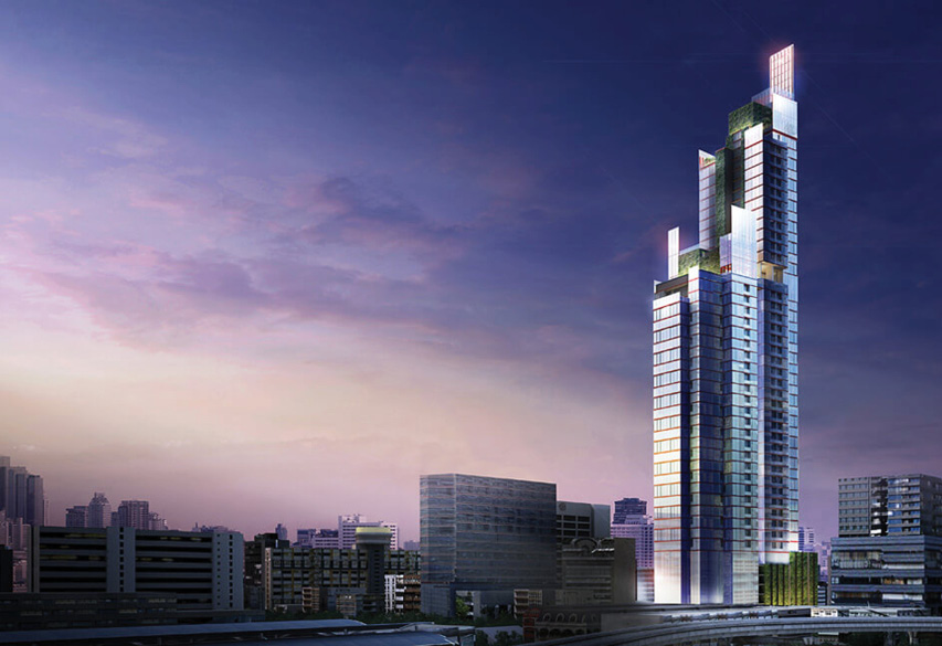 aston silom - Here's the cost of buying and renting condos in Bangkok's best locations