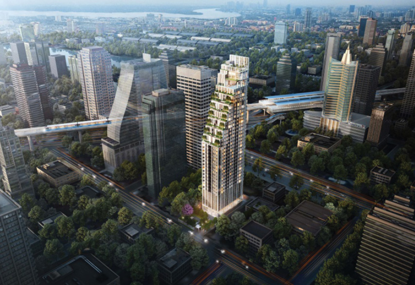 muniq langsuan - Here's the cost of buying and renting condos in Bangkok's best locations